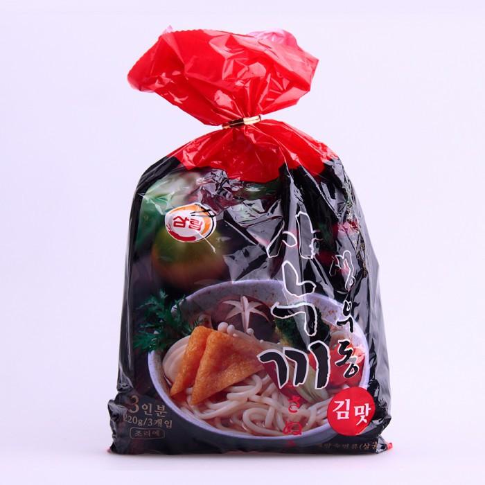 Nouilles udon saveur thon 3x220g