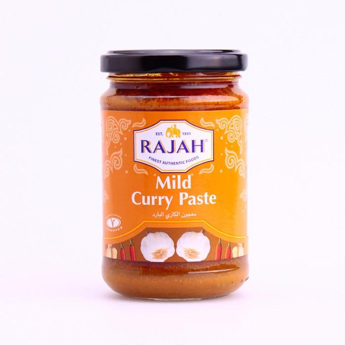 Pâte concentré de curry doux 285g