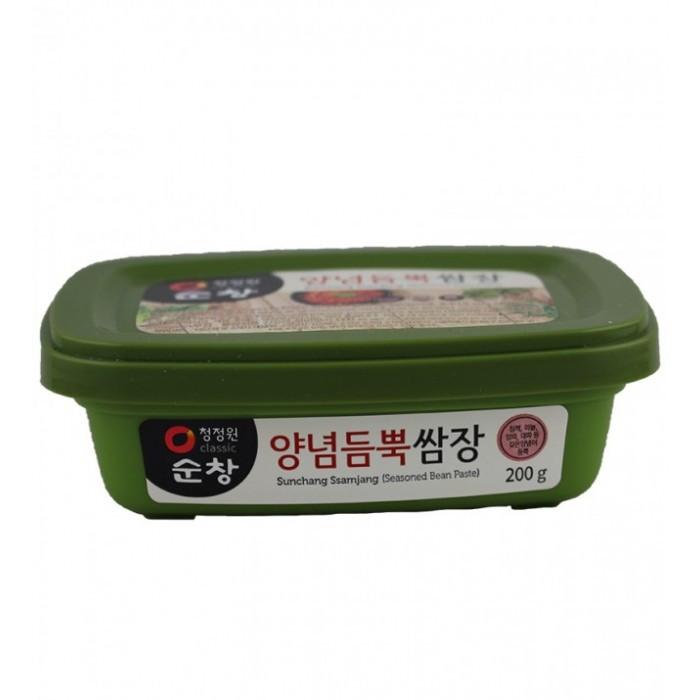 Pâte de soja pimenté coréenne Chung Jung One 200g