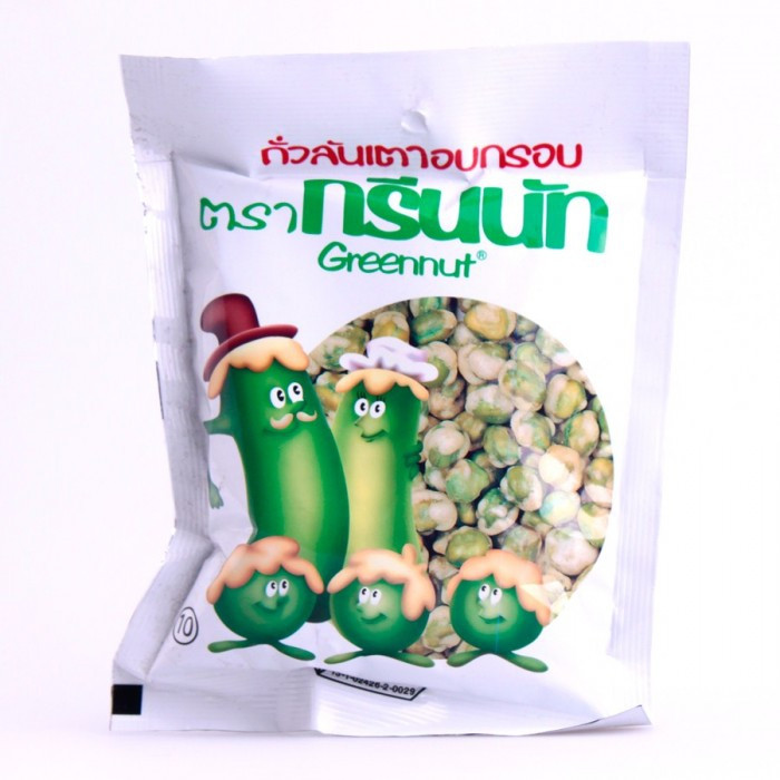 Petits pois frits 40g