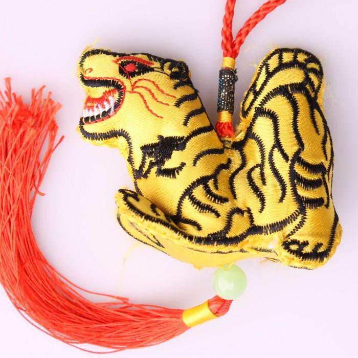 Porte-bonheur tigre