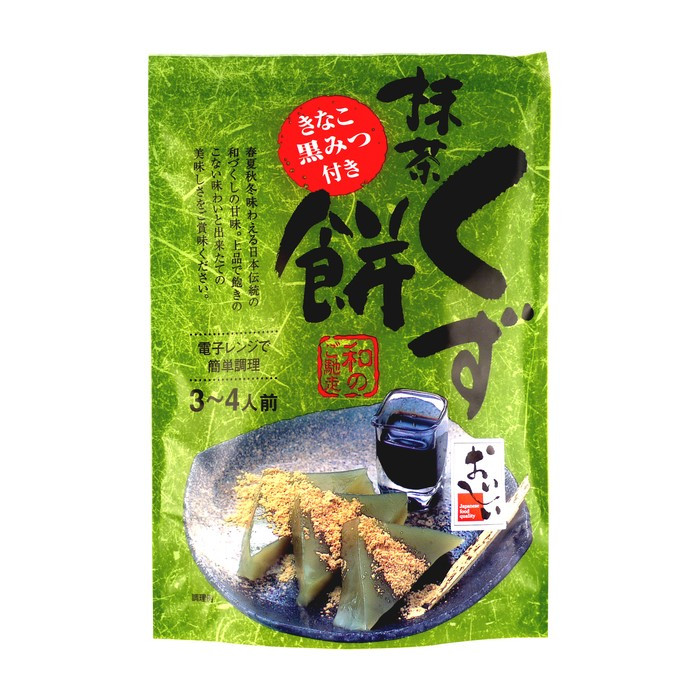 Préparation pour dessert kuzu-mochi au...