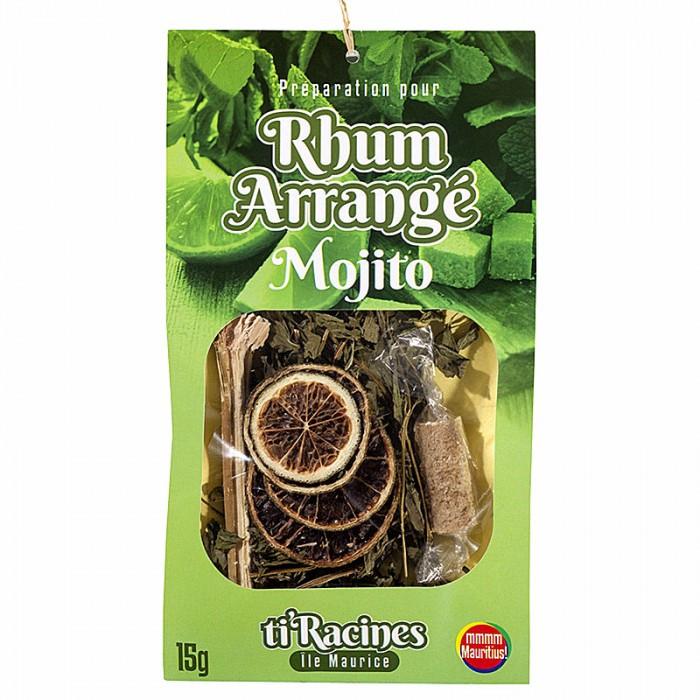 Préparation pour Rhum Arrangé Mojito 15g