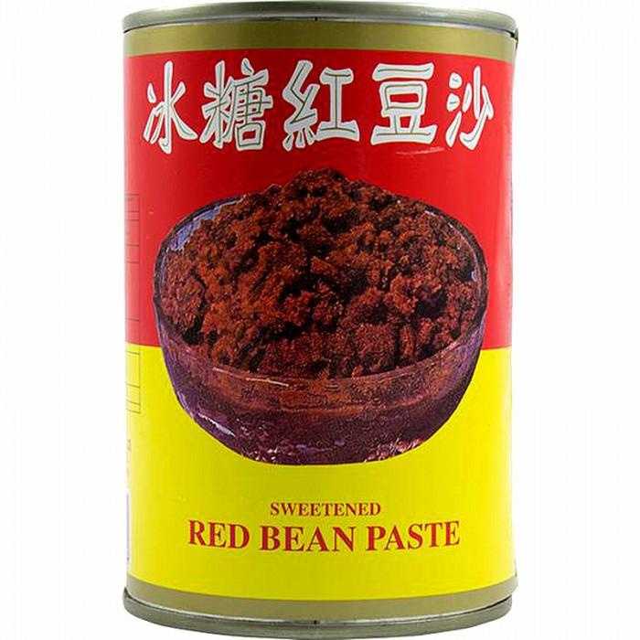 Purée d'haricot rouge (Azukis) pour...