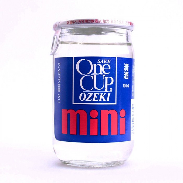 Saké Ozeki One Cup Mini 100ml