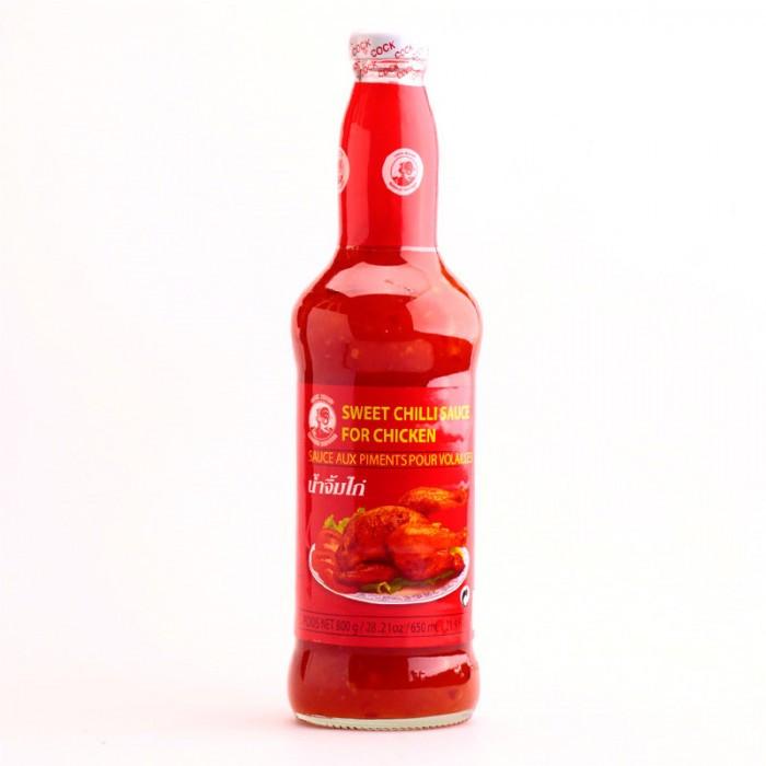 Sauce aux piments (poulet) 800g