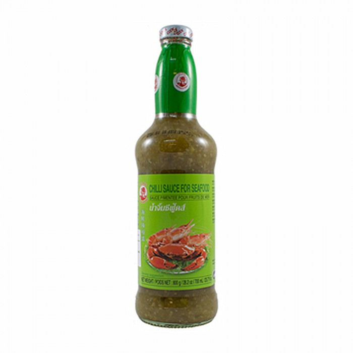 Sauce Chilli pour fruit de mer ou beignet...