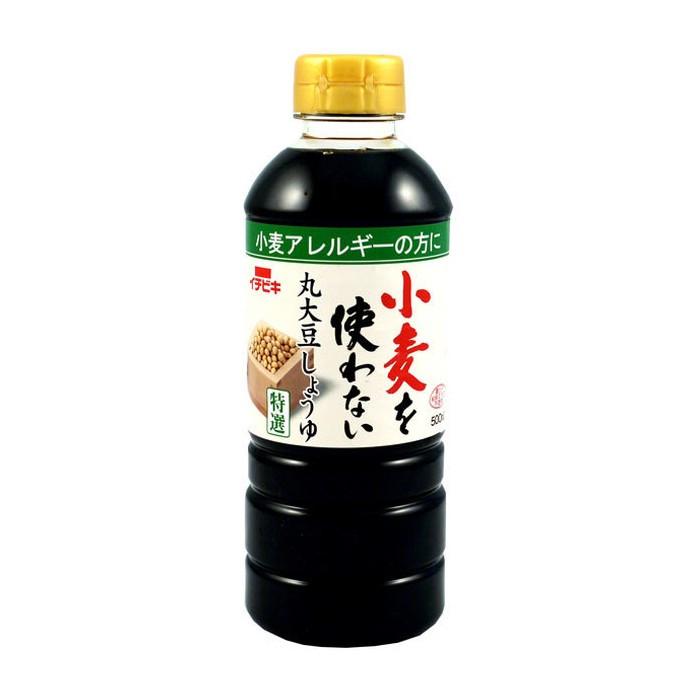 Sauce soja Marudaizu sans glutent 500ml
