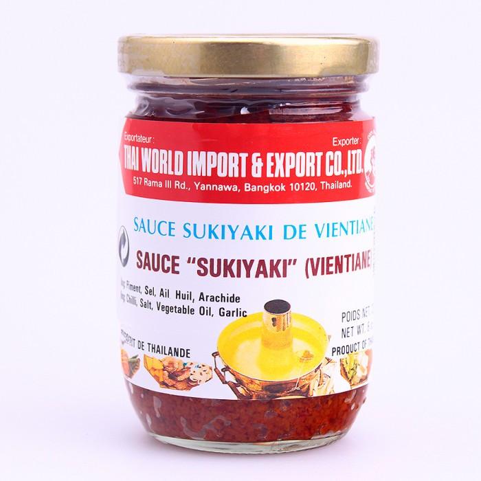 Sauce Sukiyaki de vientiane Tailande 227g