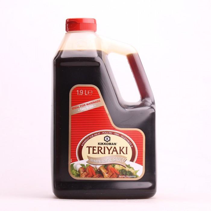 Sauce teriyaki 1.9L