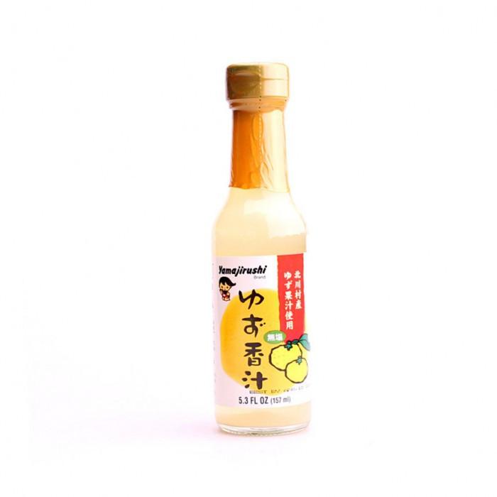 Sauce vinaigre à base de jus de Yuzu 157ml