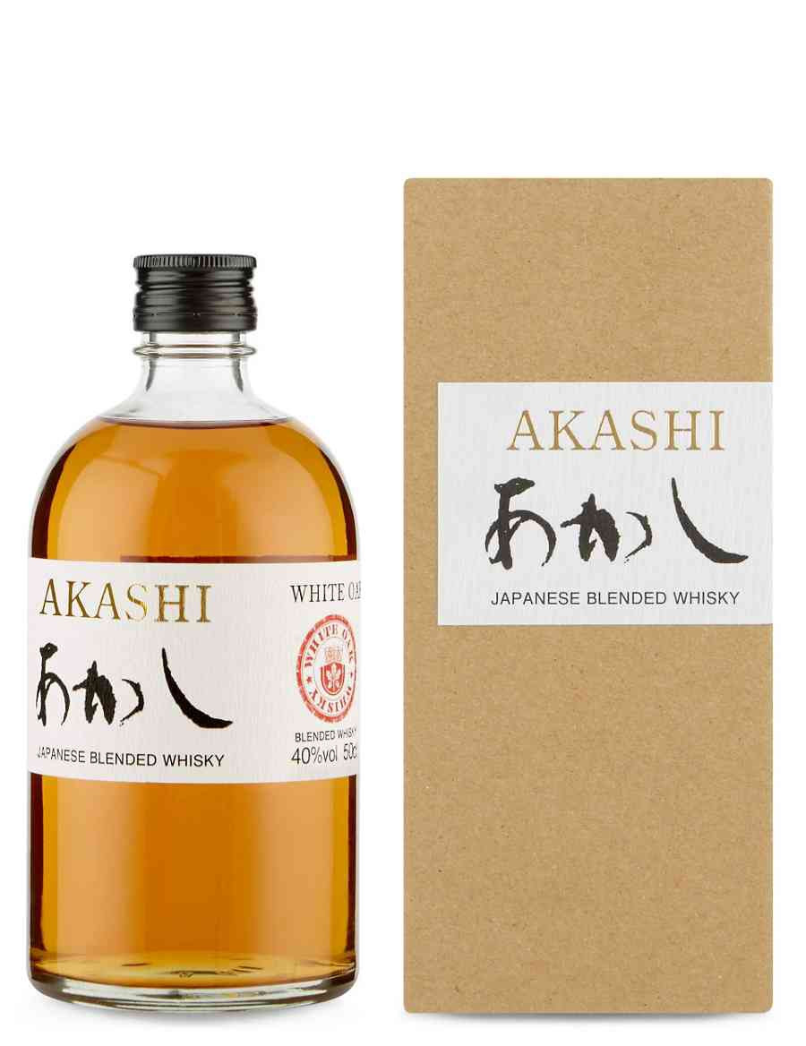 Blended whisky Akashi ,500ml 40%