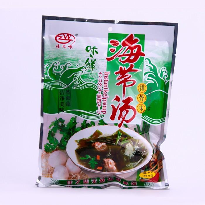 Soupe d'algue 6x12g