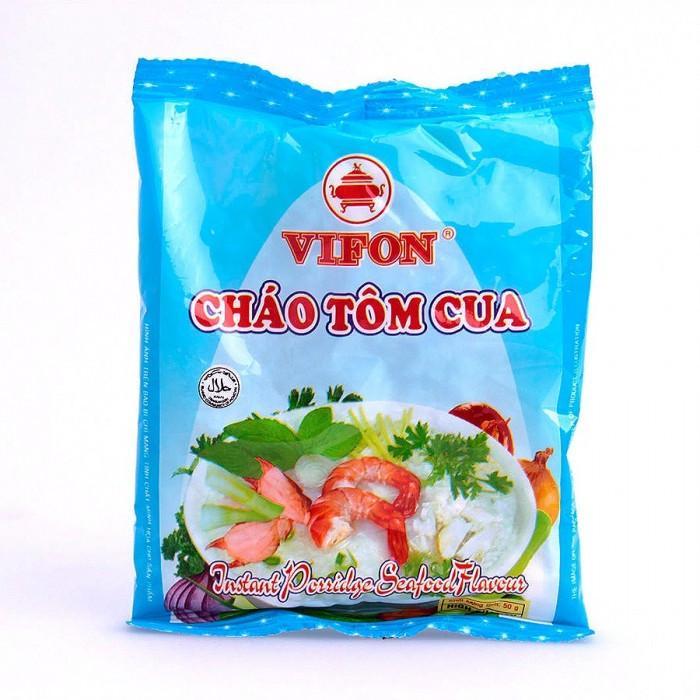 Soupe de riz instantanée saveur poisson 50g