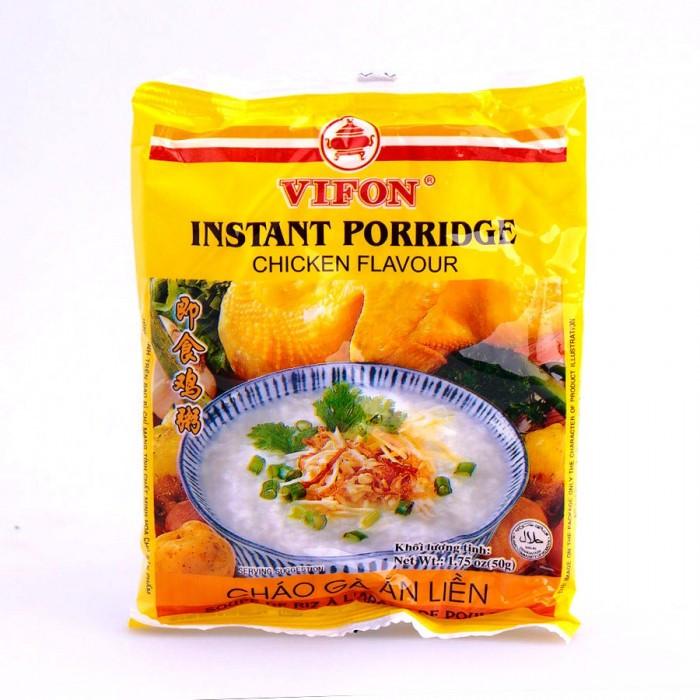 Soupe de riz instantanée saveur poulet 50g