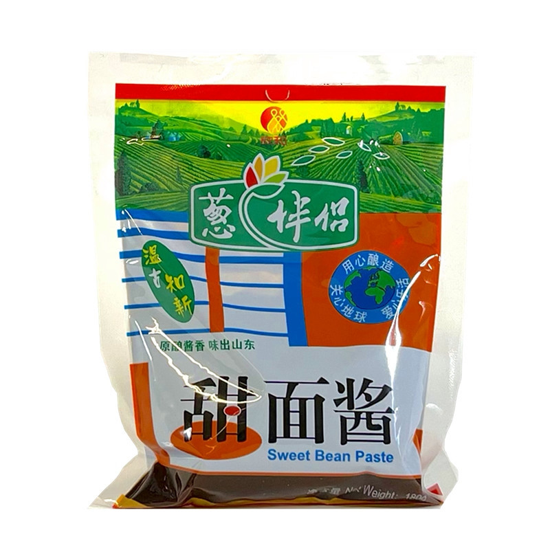 Pâte de haricot de soja 400g Xin He
