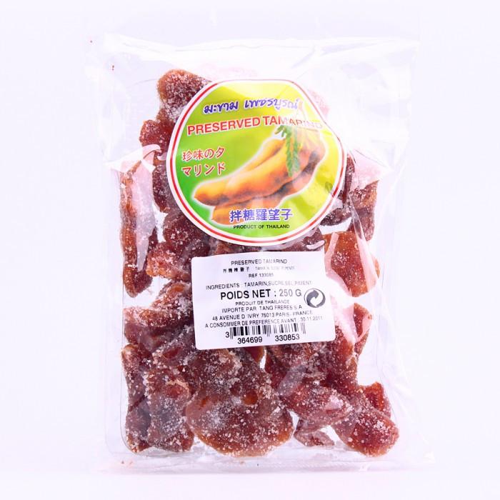 Tamarin confit sucré et pimenté 250g