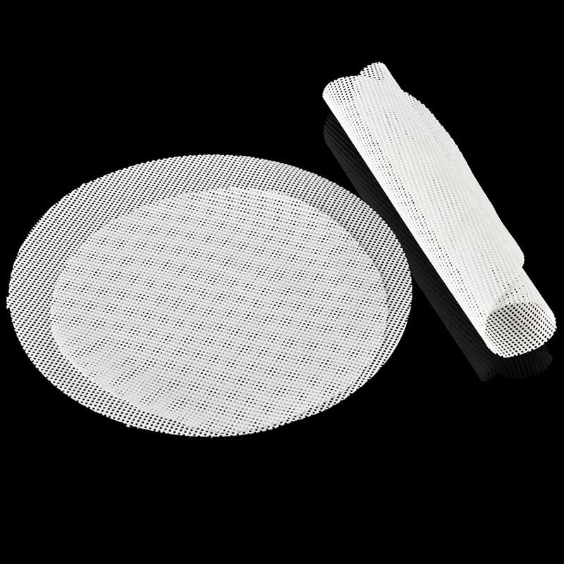 Tapis rond en silicone pour cuiseur à vapeur