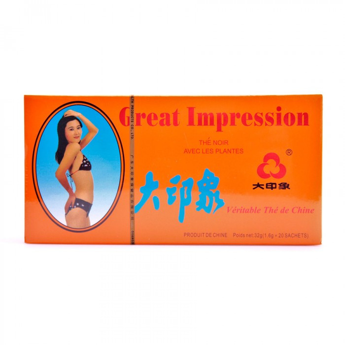 Thé Great Impression 20x1.6g