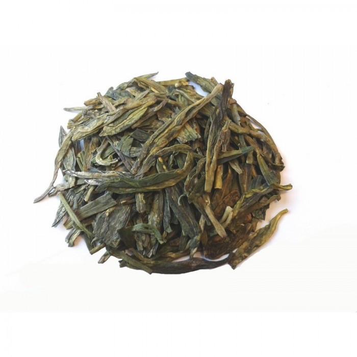Thé vert Long Jing Puit de Dragon 50g