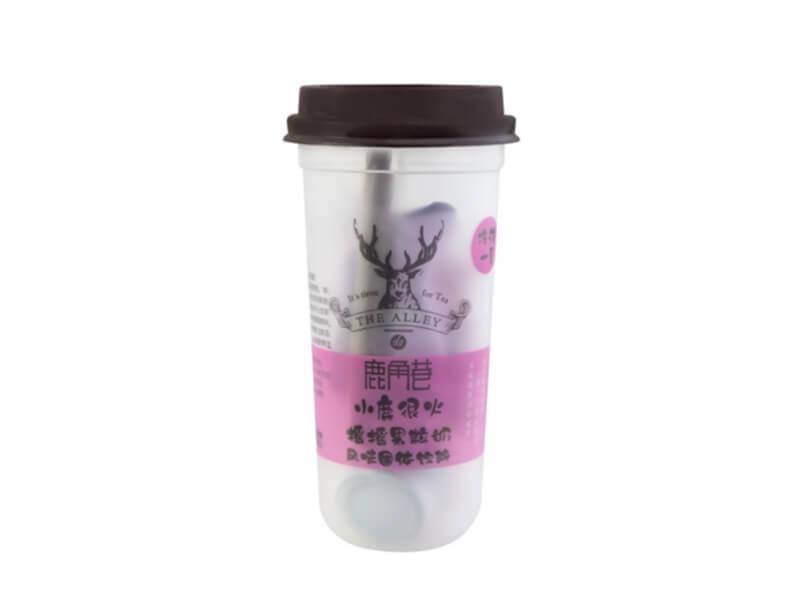 Thé au lait instantané au pitaya LuJiaoXiang 120g