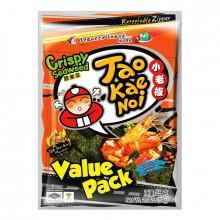 Chips d'algues saveur Tom Yum Tao Kae noi 59g