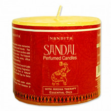 Bougie parfumé Nandita Santal