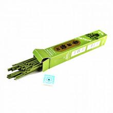 Encens japonais avec support parfum thé vert (50 Bâtons / paquet)