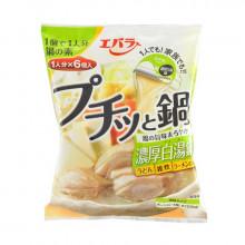 Préparation à base de poulet pour fondue japonaise (nabé) Paitang 132 g