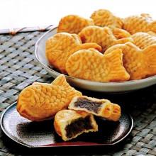 Gateau Taiyaki aux haricots rouges 180 g