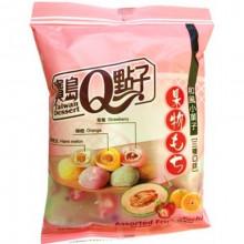 Assortiment de mochis fruités 120g Taiwan Dessert