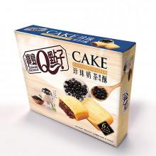 Gâteaux fourrés au Bubble Tea au lait 180g