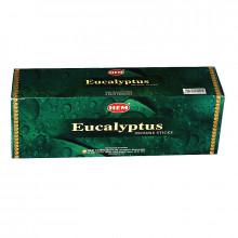 Encens Hem Eucalyptus 20 bâtonnets