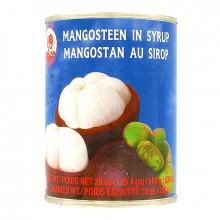 Mangoustan au sirop Cock 565g