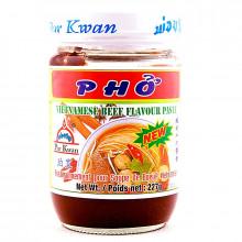 Assaisonnement pour soupe de boeuf Vietnamien ( soupe Pho) Por Kwan 227g