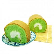 Gâteau roulé saveur pandan - 350g -