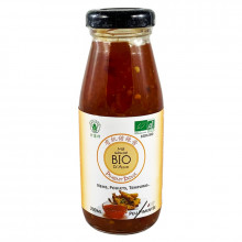 Ma sauce bio d'Asie aux piments doux 200ml
