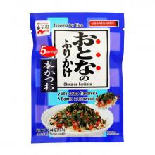 Assaisonnement de riz (Otona-no furikake) à la bonite et aux algues 12g