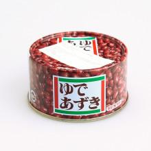 Azukis (soja rouge) bouillie 210g