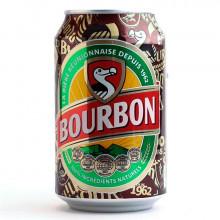 Bière Bourbon canette 330 ml
