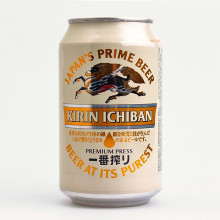 Bière Kirin Ichiban 330ml
