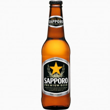 Bière Sapporo 330 ml