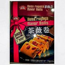 Biscuits à la Rosa Rugosa 120g RiWei
