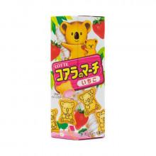 Biscuits Koala fourrés à la fraise, Lotte,...