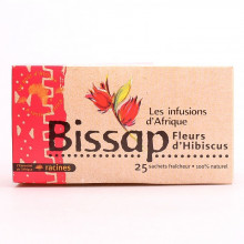Bissap infusion 25x1,6g