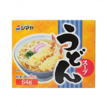 Bouillon pour udon ou fondue nabe 64 g 8 sachets