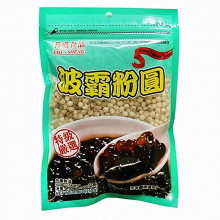 Boules de perles d'amidons de tapioca (Boba Buble Tea) Chi Sheng 250g