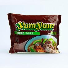 Carton de 30 Soupe de nouilles saveur boeuf 60g