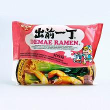 Carton de 30 Soupe de nouilles saveur crevettes 100g