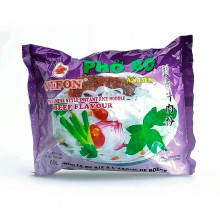 """Carton de 30 Soupe vermicelles saveur boeuf """"Pho Bo"""" 60g"""